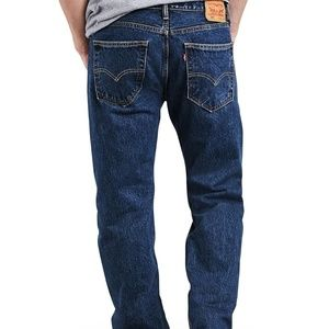 Levi's Regular Fit 505 Straight Jeans  33x32